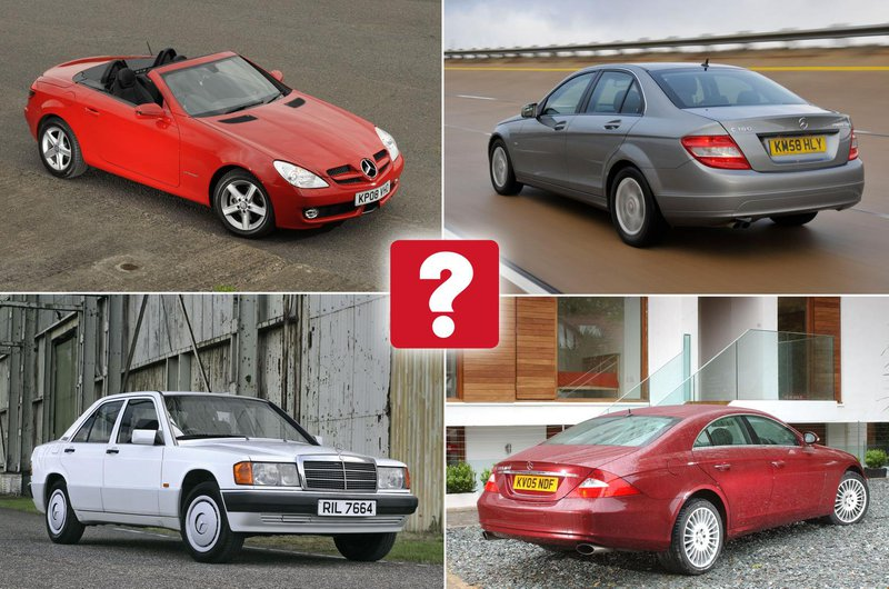 Best used Mercedes