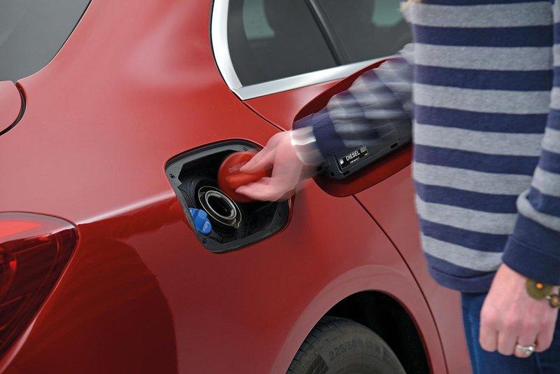 2. Fuel and fuel cap