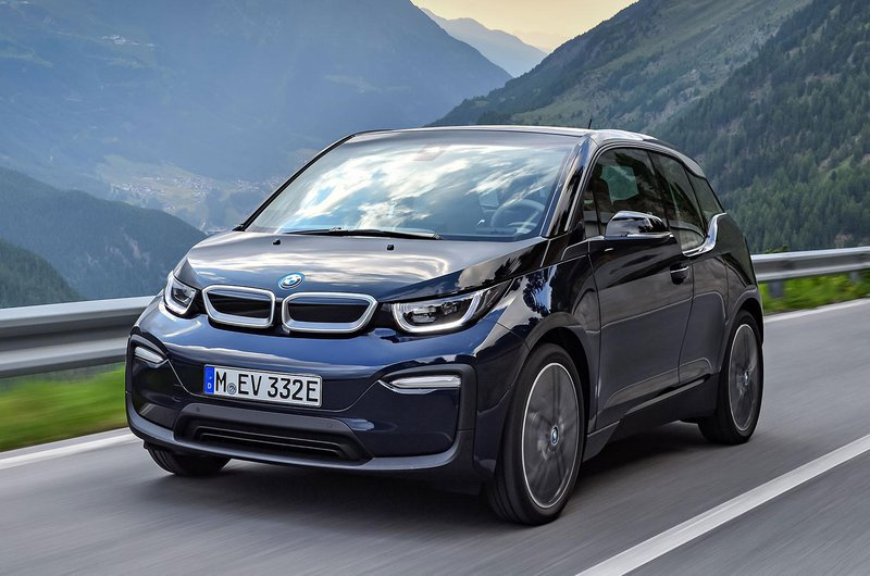 The Best Family Cars. BMW I3