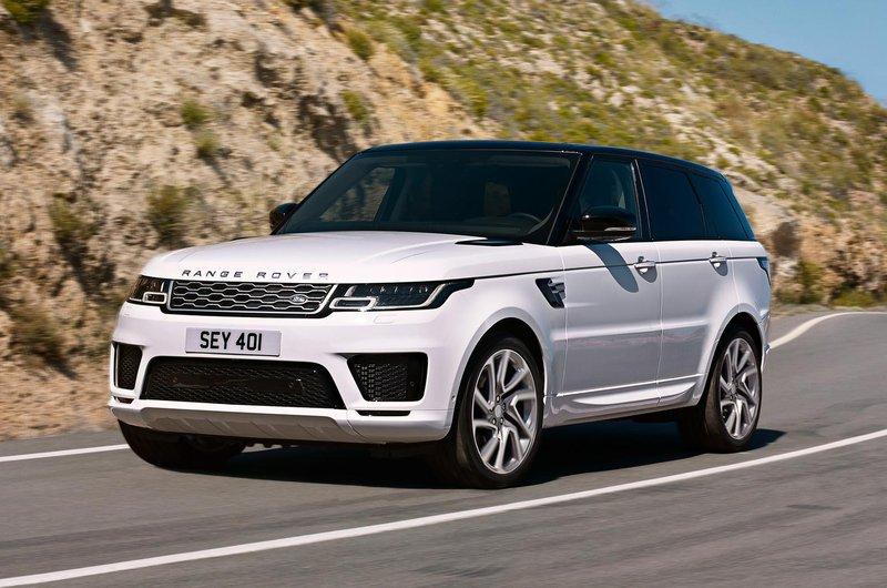 Range Rover Sport 2.0 Hybrid Autobiography