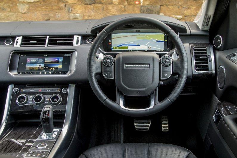 Range Rover Sport 2.0 SD4 HSE
