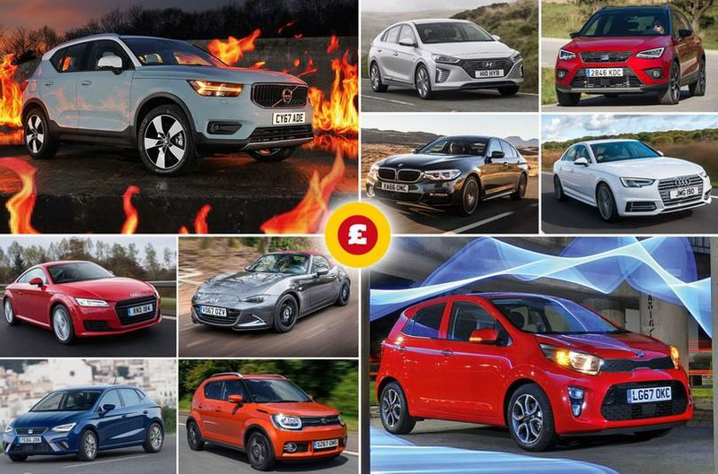 What Car? Car of the Year Award winners 2018