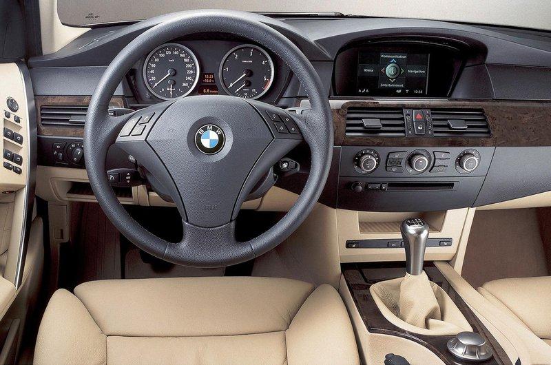 BMW 5 Series (2003-2011)