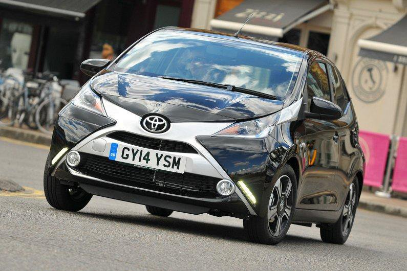 8. Toyota Aygo