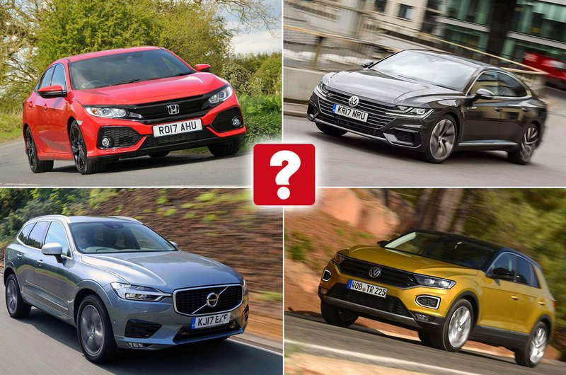 What Car? Safety Award 2018 shortlisted cars