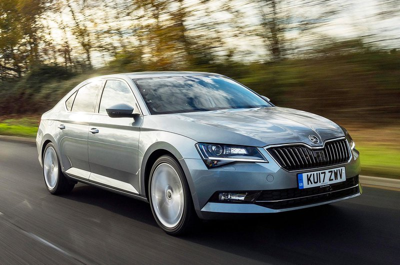 How to buy your perfect Skoda Superb