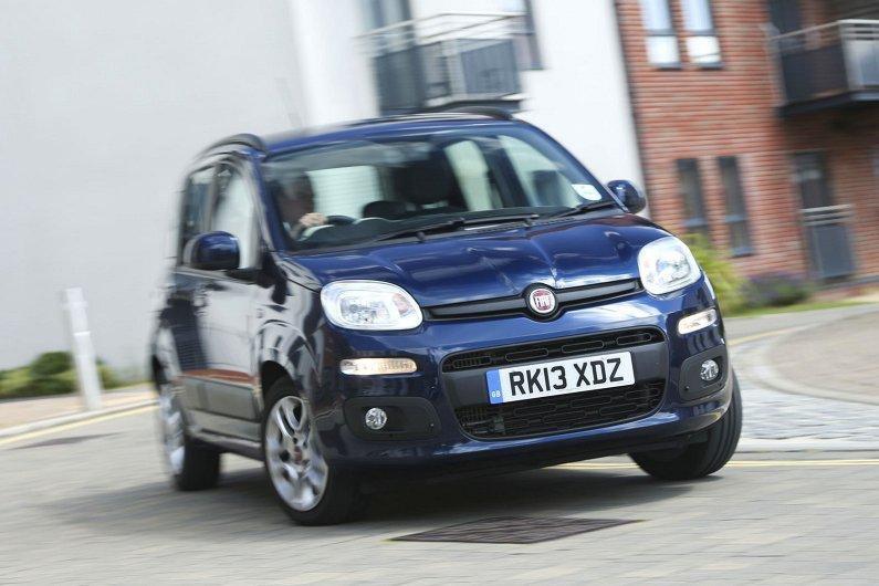 10. Fiat Panda