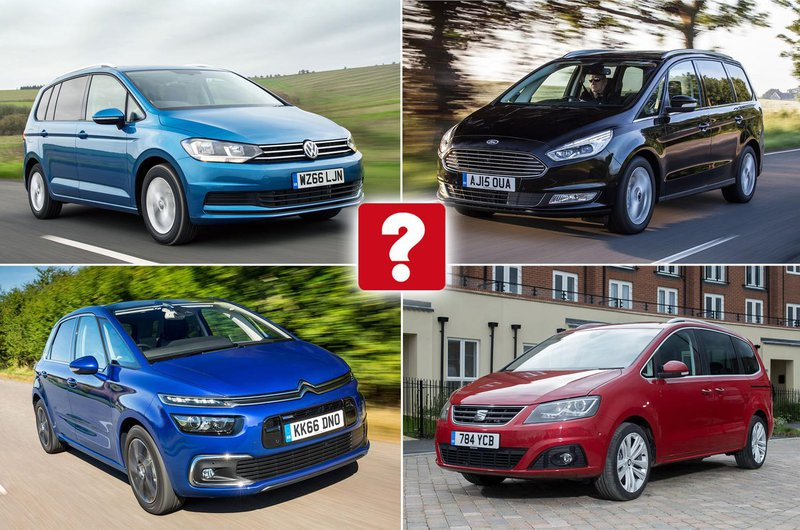 The best MPVs and people carriers