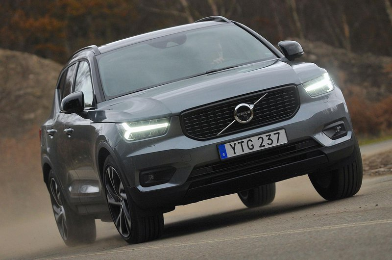 How to buy your perfect Volvo XC40