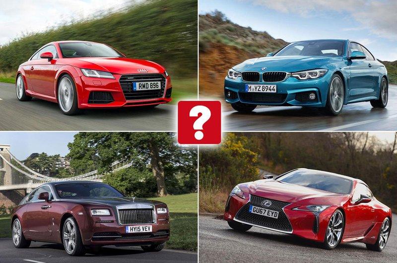 Best coupés 2018