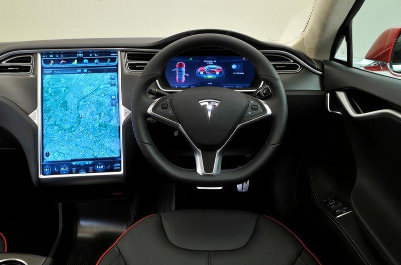 10. Tesla Model S