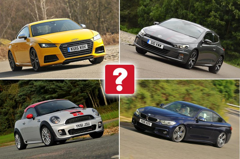 Best used coupes