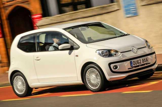 Volkswagen Up 1.0 75 High Up 5dr