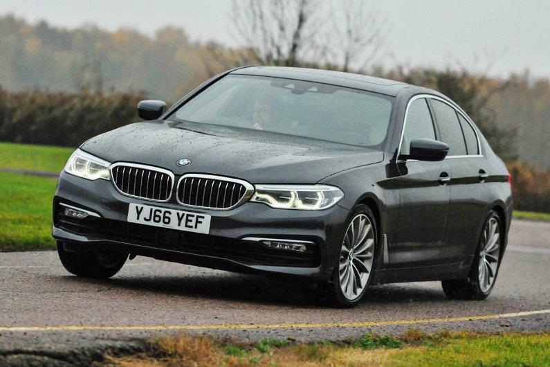BMW 5 Series 520d SE