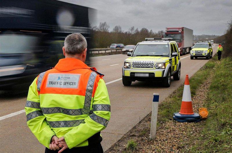 Highways England Traffic Officer