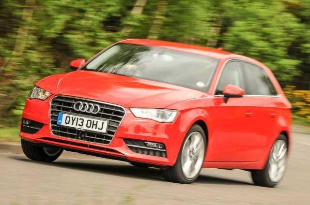 Audi A3 Sportback 1.4 TFSI 122 SE