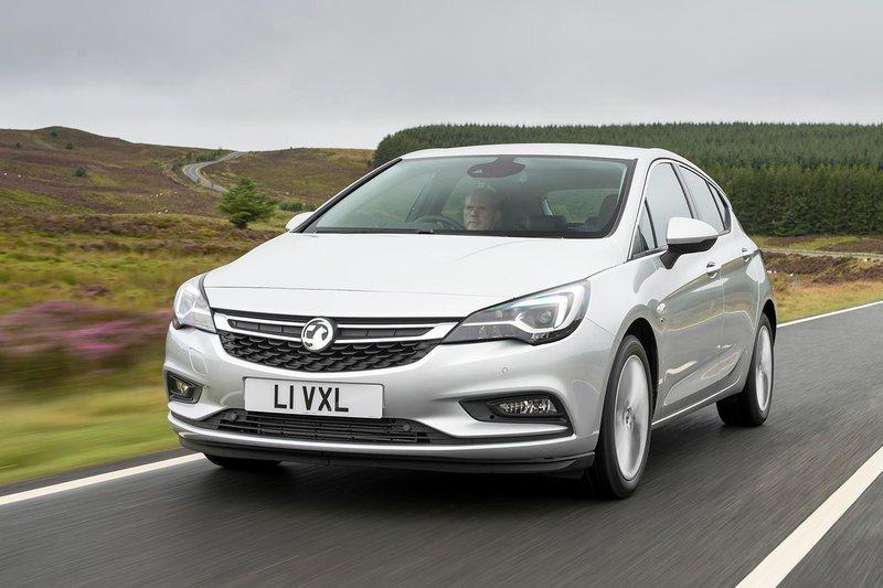 Vauxhall Astra 1.6 CDTi 110 Ecoflex