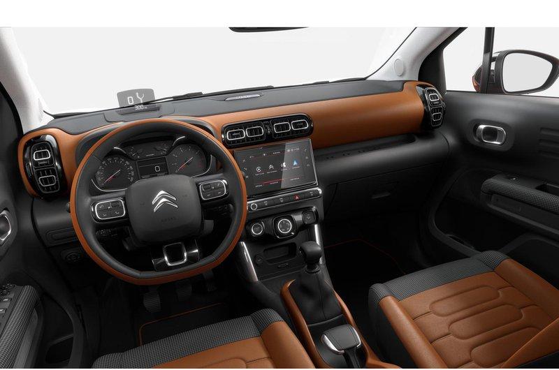 Citroen C3 Aircross interior