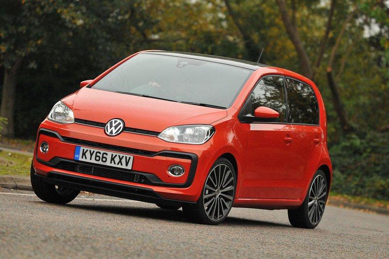 Volkswagen Up 1.0 TSI 90