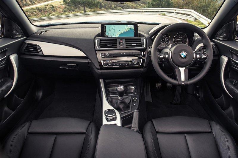 BMW 2 Series Cabriolet interior
