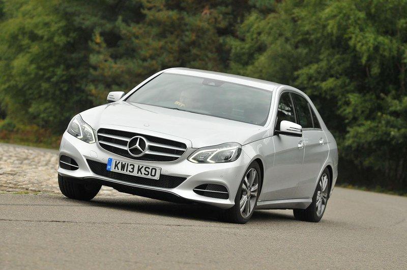 07. Mercedes-Benz E-Class