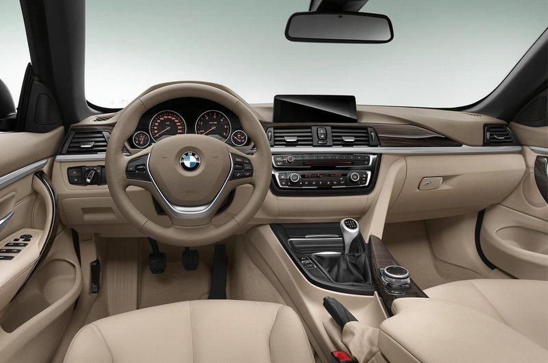 BMW 4 Series Cabriolet interior
