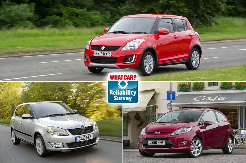 Most reliable older small cars