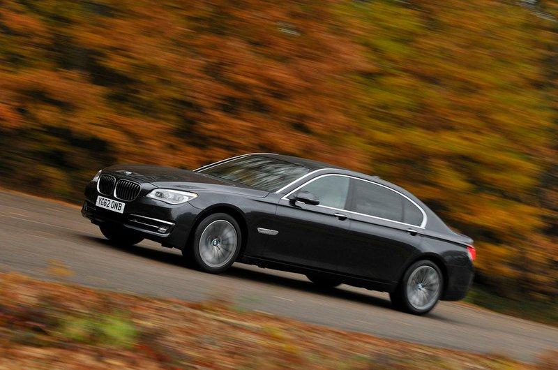 05. BMW 7 Series
