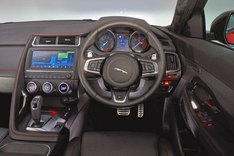 Jaguar E-Pace 2.0 2WD