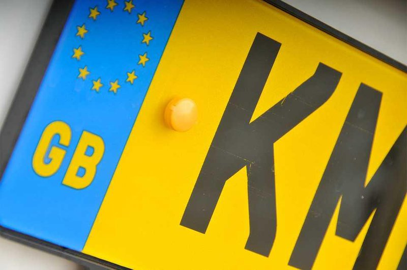 4. Are your lights and numberplates clean?