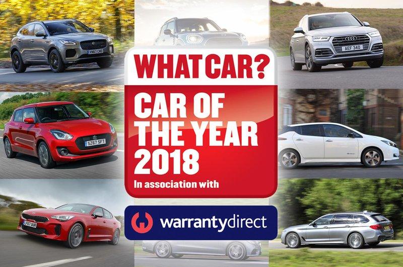 Car of the Year shortlist