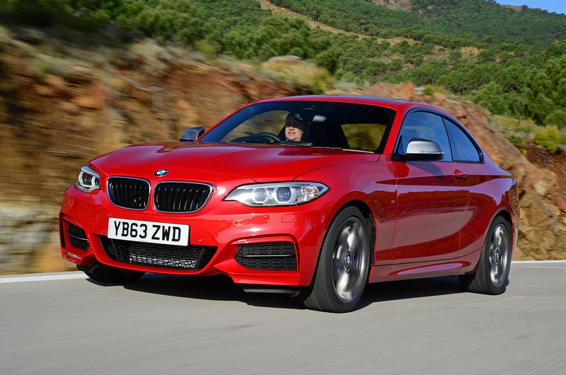 BMW 2 Series Coupé and Convertible