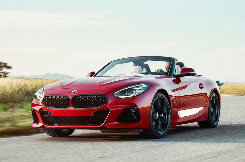 2019 Bmw Z4 Revealed Price Engines And Release Date What Car
