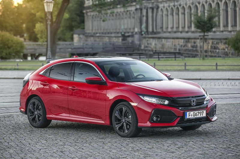 Honda Civic (2012-2017)