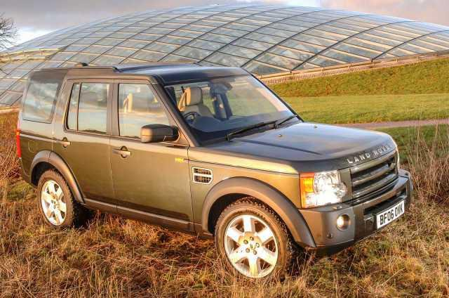 Land Rover Discovery TDV6 S auto