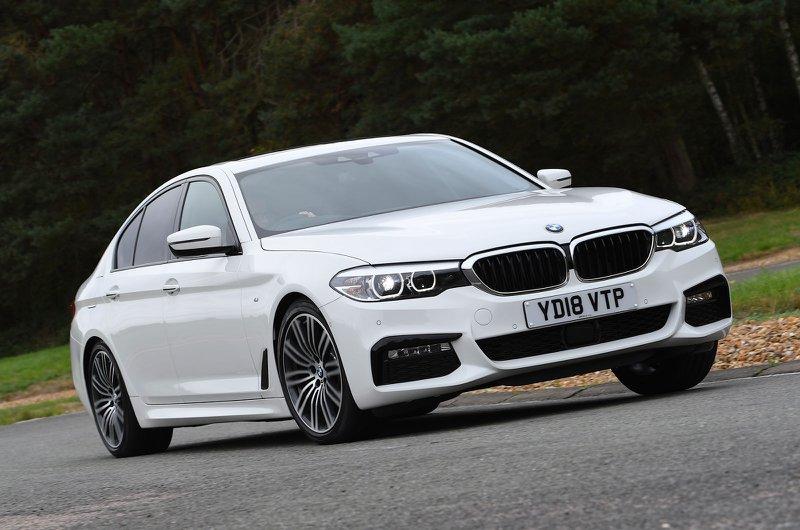 BMW 5 Series saloon 2018