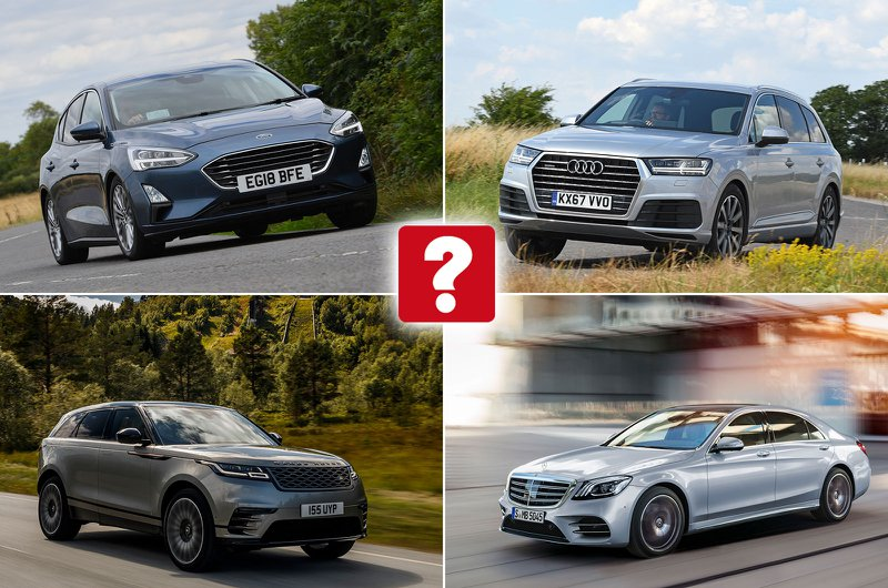 The quietest new cars