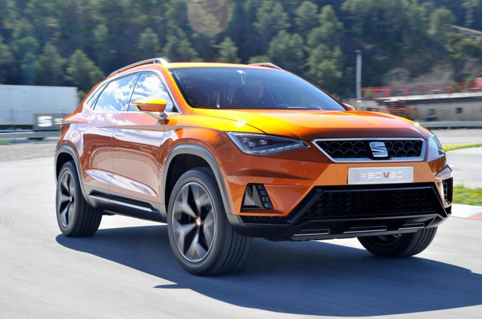 2018 Seat SUV – price, specs and release date