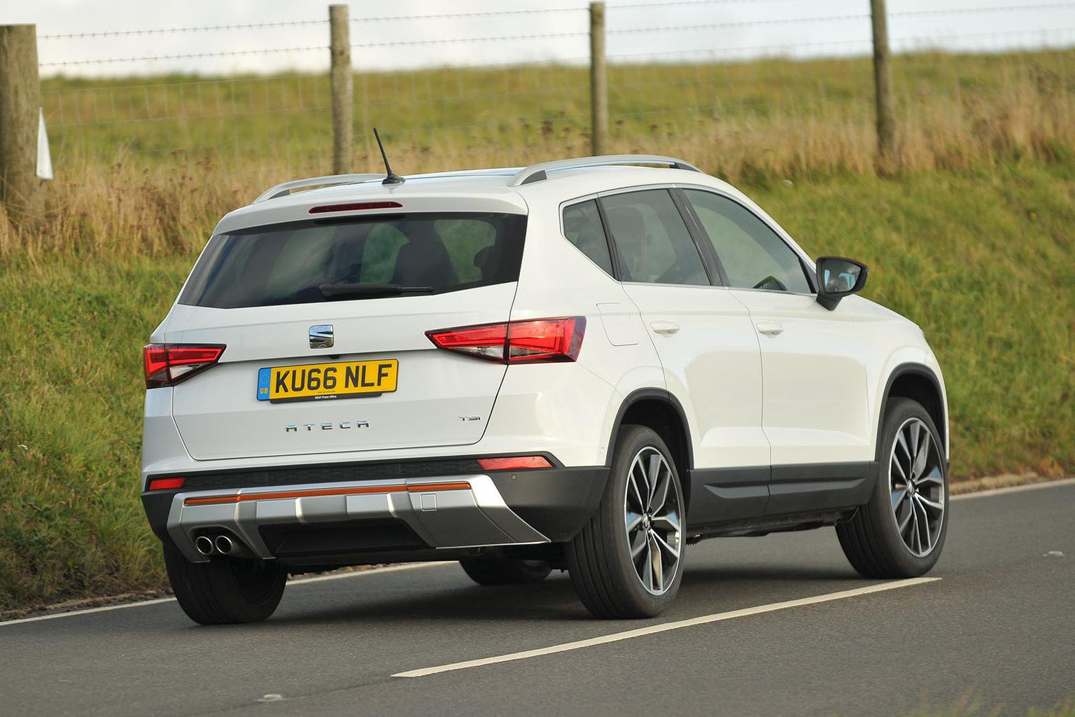 Audi Q2 vs DS 4 Crossback vs Seat Ateca