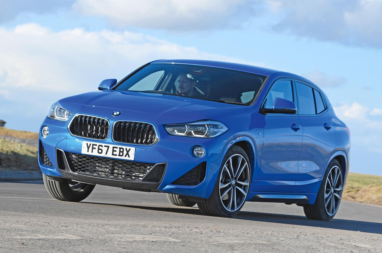 New BMW X2 & Jaguar E-Pace vs Volvo XC40
