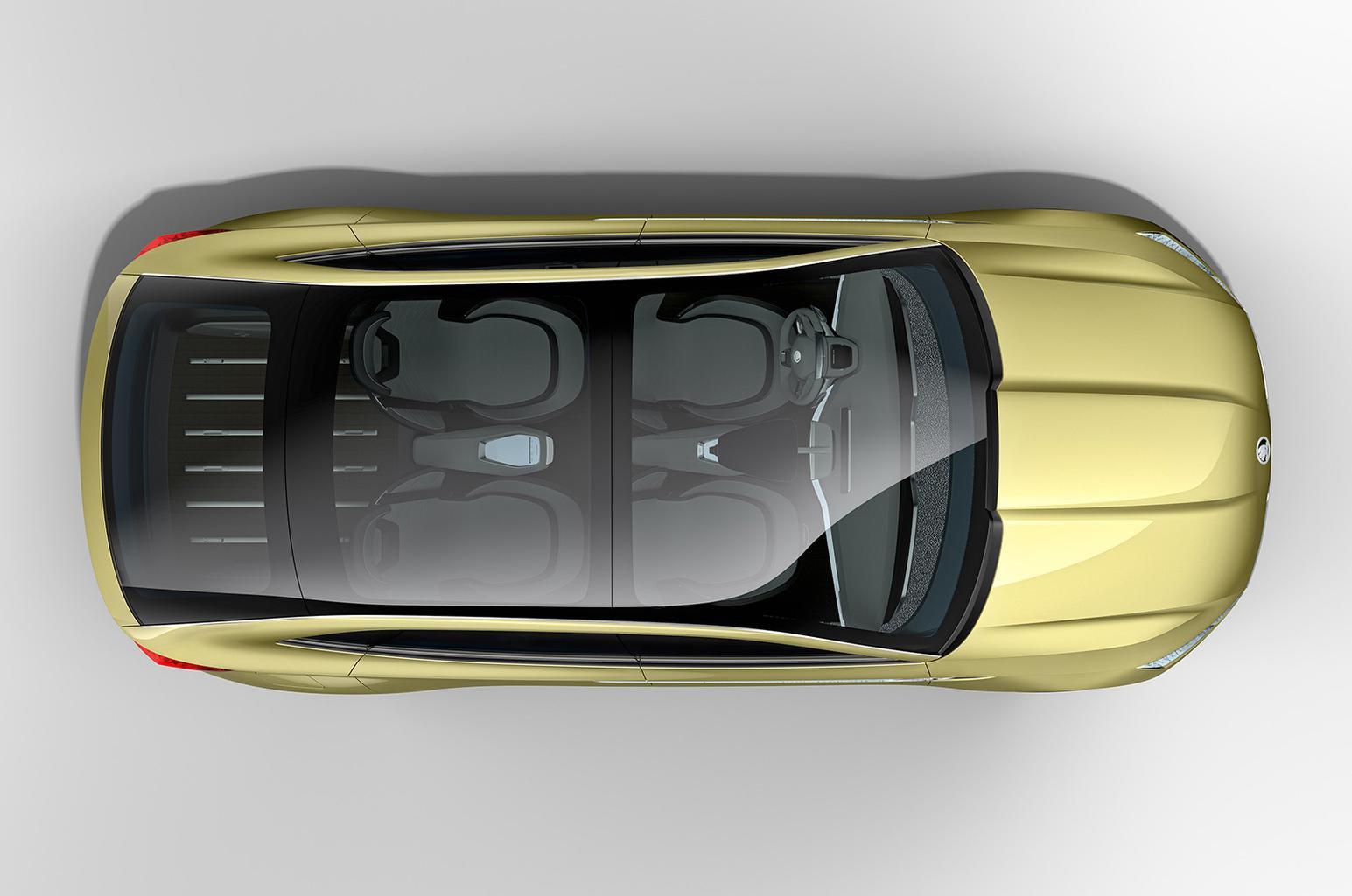 New Skoda Vision E concept previews electric SUV