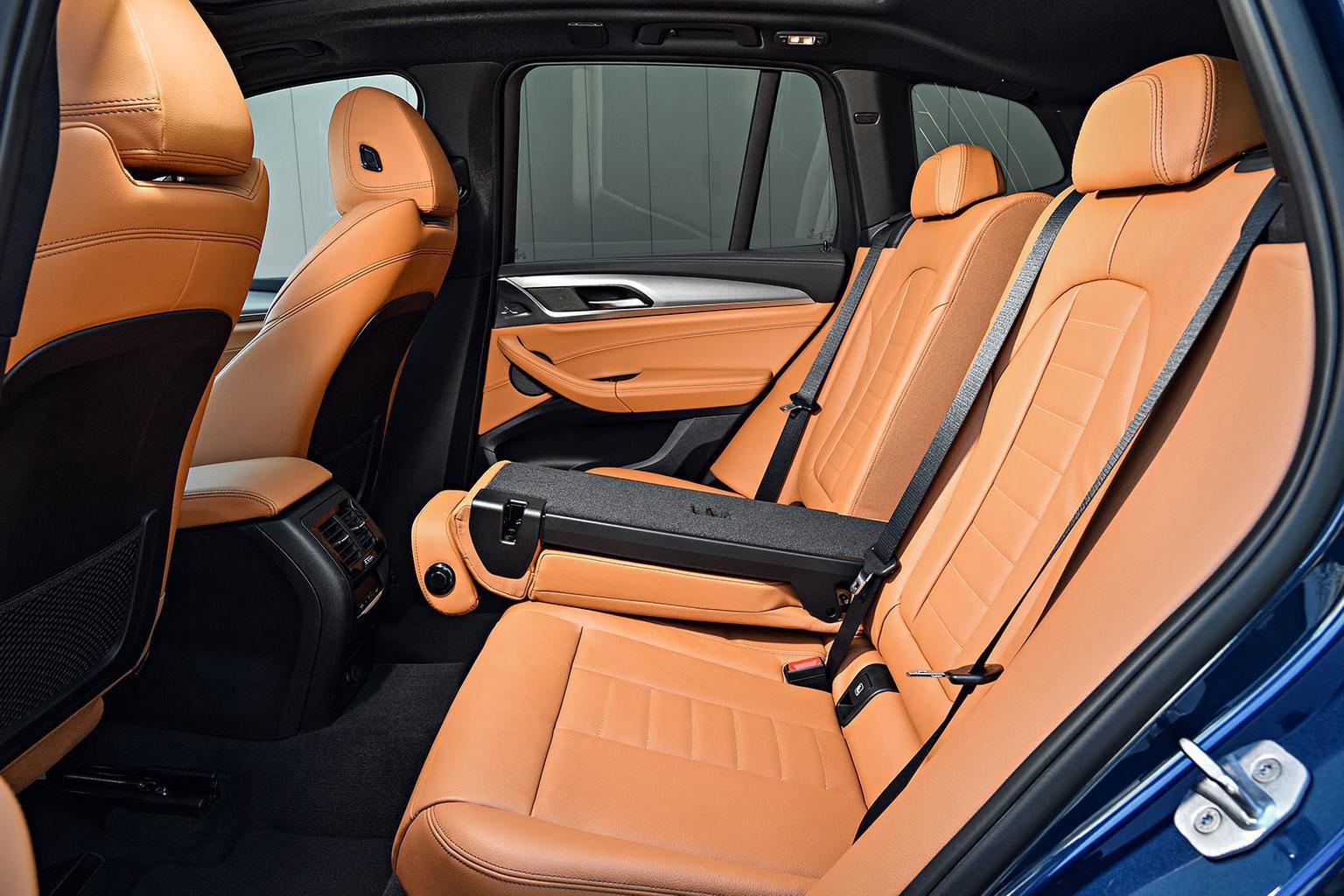 New BMW X3 revealed
