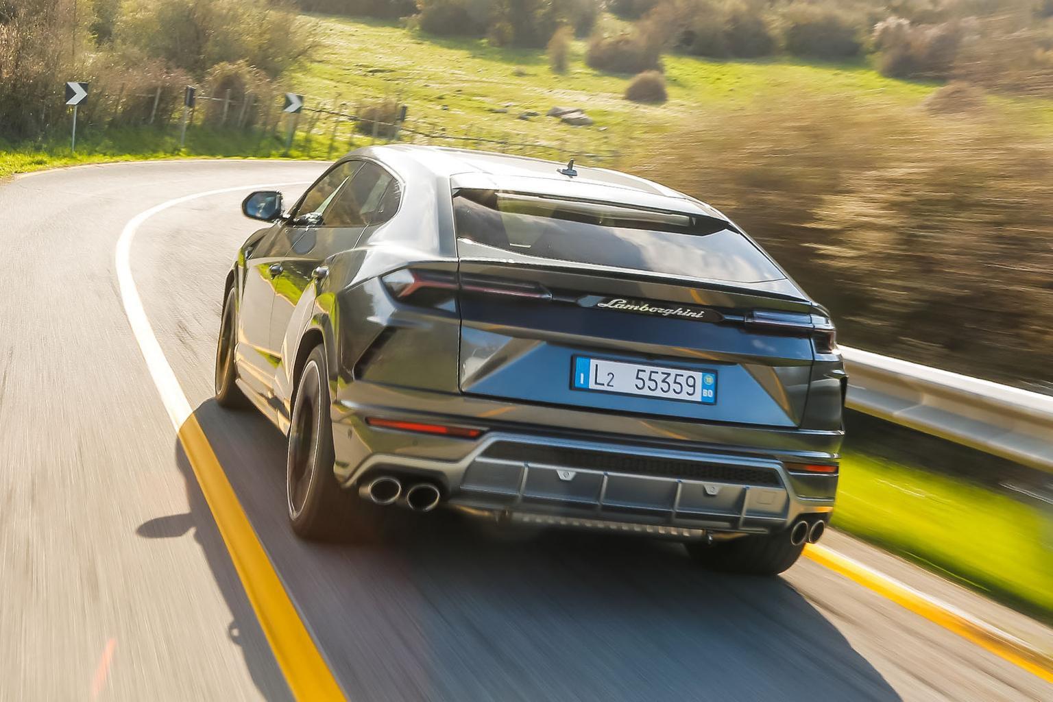 2018 Lamborghini Urus review – price, specs and release date