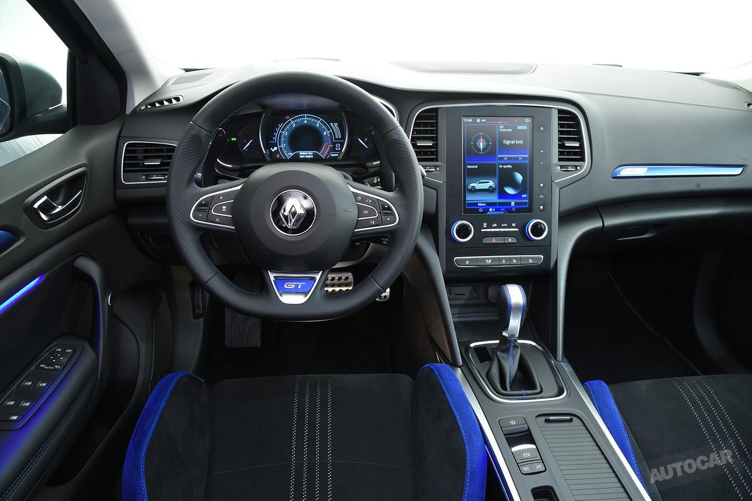 New Renault Megane on sale in July