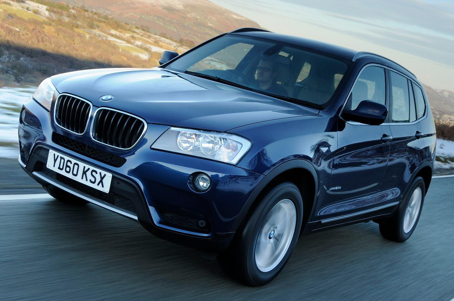 Top 10 used SUVs for less than £25,000