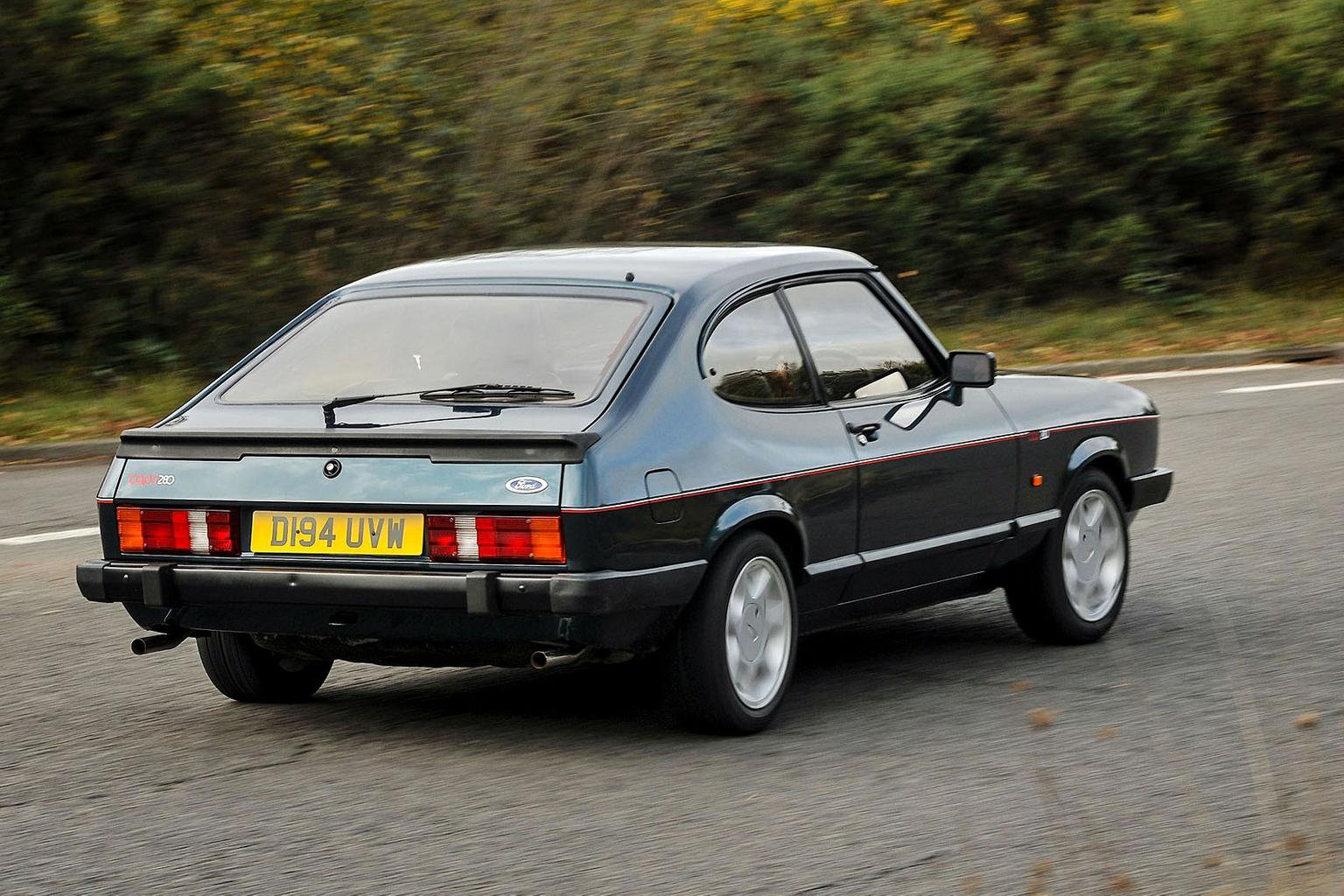 ford capri rewind wednesday what car. Black Bedroom Furniture Sets. Home Design Ideas