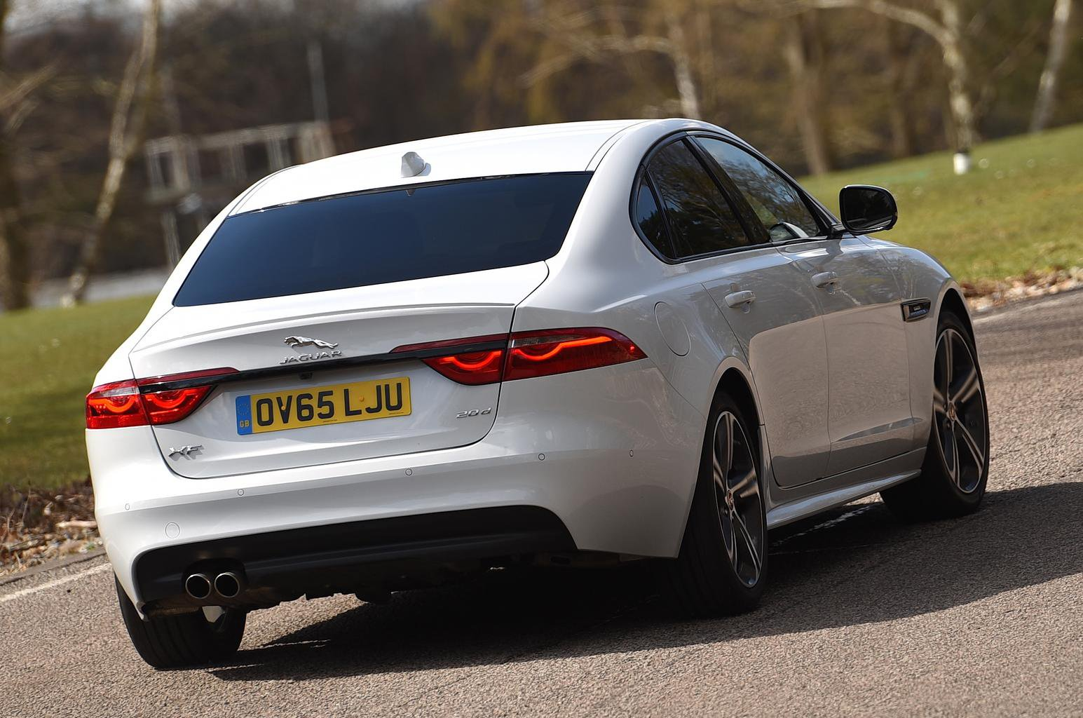 New Mercedes E-Class vs BMW 5 Series vs Jaguar XF
