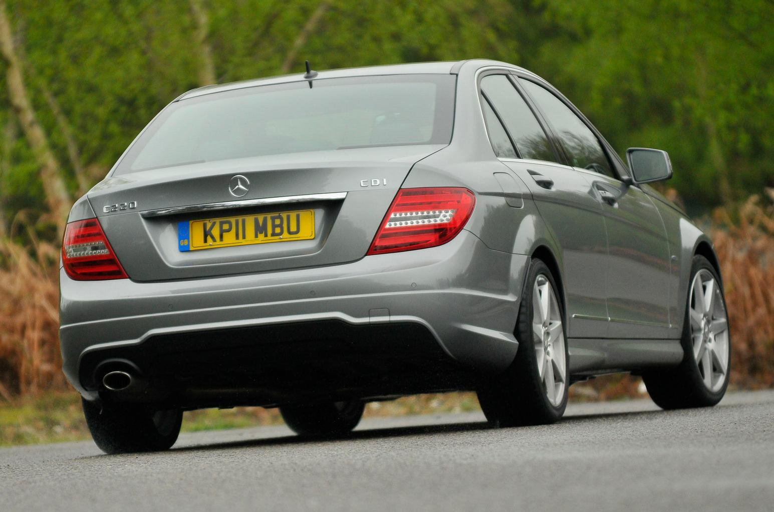 Used Audi A4 vs BMW 3 Series vs Mercedes C-Class vs Citroen DS5