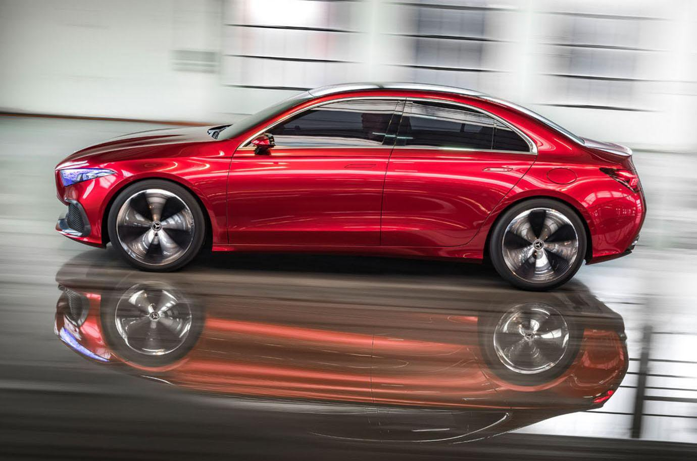 New Mercedes A-Class Saloon – everything you need to know