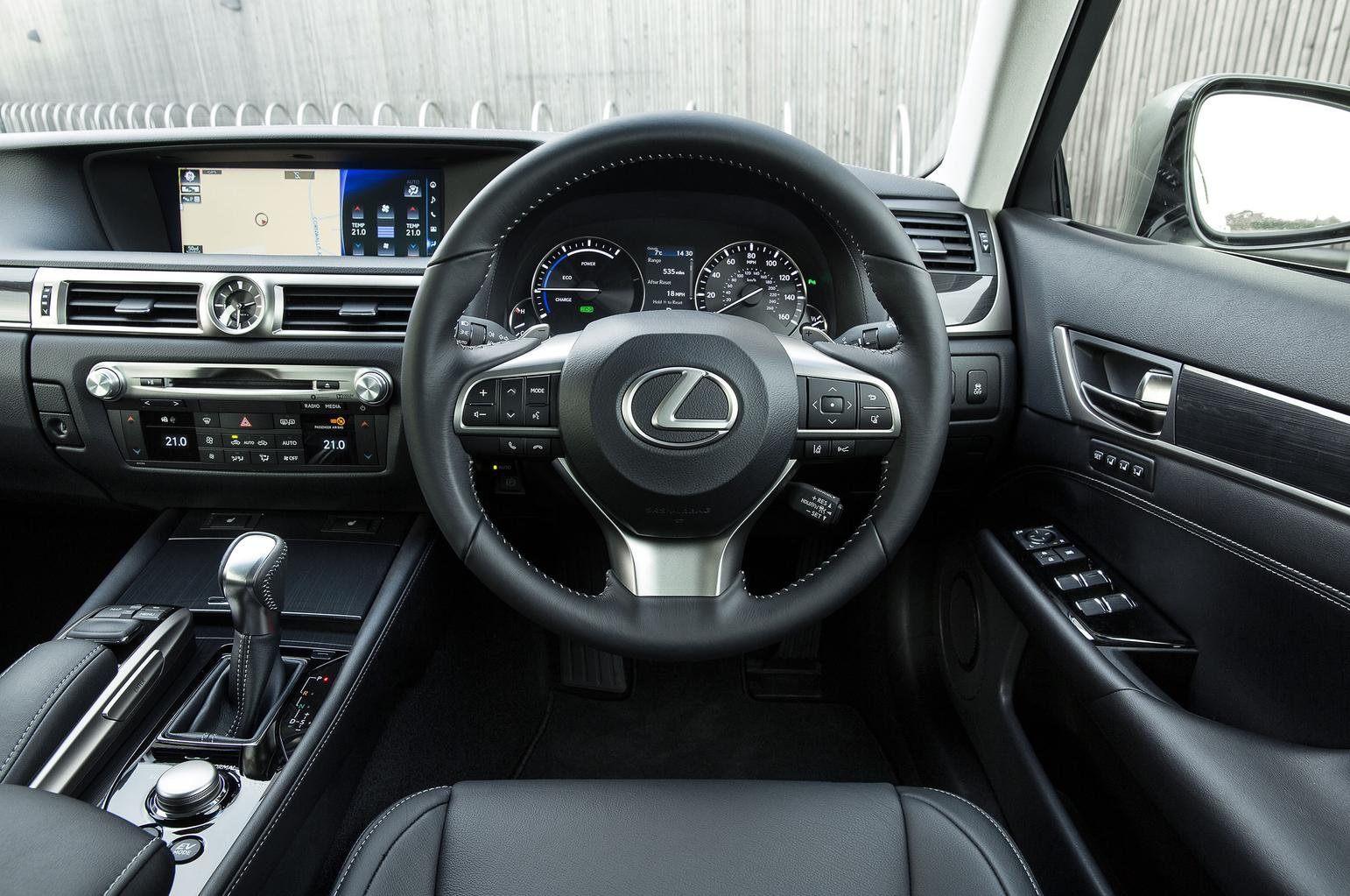 2016 Lexus GS450h review